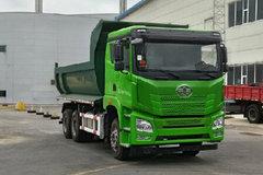 青岛解放 JH6重卡 430马力 6X4 6.5米自卸车(CA3252P25K15L4T1E5A80) 卡车图片