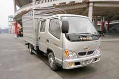 唐骏欧铃 小宝马 68马力 2.56米双排仓栅式微卡(ZB5041CCYBSC3V) 卡车图片