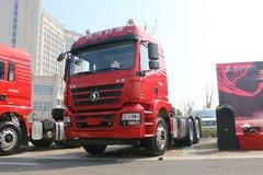 陕汽商用车 轩德X3 轻量化版 480马力 6X4 牵引车(SX4250X3L) 卡车图片
