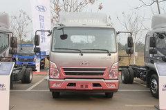 四川现代 盛图H5 141马力 4.12米单排厢式轻卡(CHM5043XXYGDC33V) 卡车图片