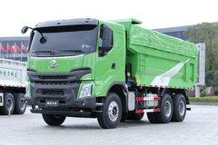 东风柳汽 乘龙H7 400马力 6X4 6米自卸车(LZ3254M5DB)