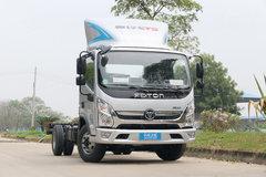 福田 奥铃CTS 150马力 4.18米单排栏板轻卡底盘(AMT自动挡)(BJ1048V9JDA-FA) 卡车图片