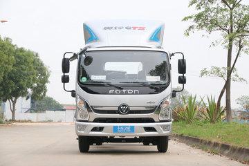 福田 奥铃CTS 156马力 4.165米单排售货车(BJ5048XSH-FA)
