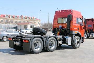 青岛解放 悍V重卡 400马力 6X4牵引车(CA4256P1K2T1E5A80)图片