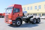 青岛解放 悍V重卡 400马力 6X4 LNG牵引车(CA4251P1K15T1NE5A80)图片