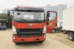 中国重汽HOWO G5X中卡 标载版 210马力 6.75米排半仓栅式载货车(ZZ5187CCYG521DE1)图片