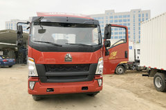 中国重汽HOWO G5X中卡 标载版 210马力 6.75米排半仓栅式载货车(ZZ5187CCYG521DE1) 卡车图片