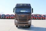 青岛解放 JH6重卡 400马力 8X4 9.5米仓栅式载货车(CA5310CCYP25K2L7T4E5A80)图片