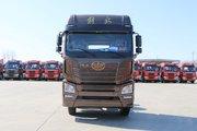 青岛解放 JH6重卡 400马力 8X4 9.5米仓栅式载货车(CA5310CCYP25K2L7T4E5A80)
