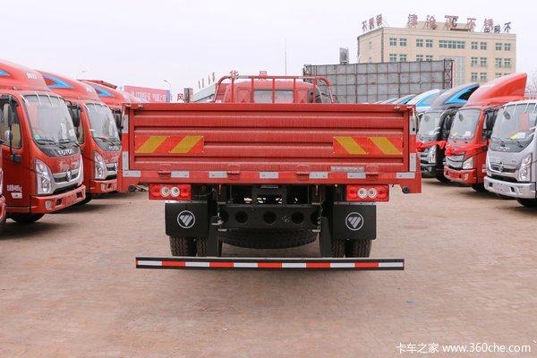 北京降价促销奥铃CTX载货车仅售10.20万
