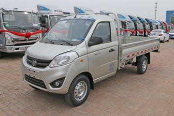 福田 祥菱V 1.3L 87马力 汽油 2.8米单排栏板微卡(BJ1036V5JV5-D1)