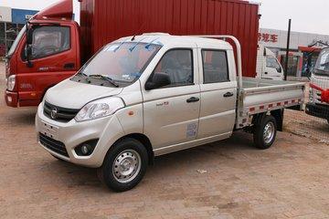 福田 祥菱V 1.2L 86马力 汽油 2.05米双排栏板微卡(BJ1026V2AV6-D2)
