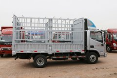 福田 奥铃CTS 143马力 4.18米单排仓栅式轻卡(BJ5048CCY-FA) 卡车图片