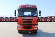 青岛解放 悍V重卡 290马力 8X4 9.5米仓栅式载货车(CA5310CCYP1K2L7T4E5A80)