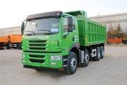 青岛解放 悍V重卡 270马力 8X4 6米自卸车(6T前桥)(CA3310P1K2L2T4E5A80)