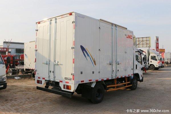 优惠3千昆山贺骏凯运升级版载货车促销