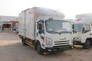 江铃 凯运升级版 116马力 4.08米单排厢式轻卡(JX5042XXYXGE2)