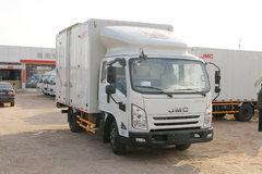 江铃 凯运升级版 116马力 3.68米排半厢式轻卡(JX5042XXYXPGE2) 卡车图片
