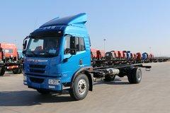 青岛解放 龙V中卡 180马力 4X2 7.8米厢式载货车(CA5189XXYPK2L5E5A80) 卡车图片
