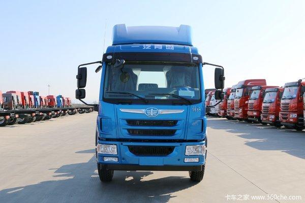 运价低,成本高,何以解忧唯有龙V,龙V7.8米载货车钜惠热销中。