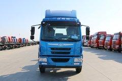 青岛解放 龙V中卡 160马力 4X2 6.2米栏板载货车(CA1168P40K2L5E5A85)
