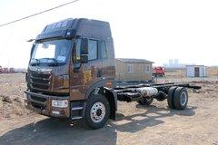 青岛解放 龙VH中卡 220马力 4X2 6.75米仓栅式载货车(CA5189CCYPK2L2E5A80) 卡车图片