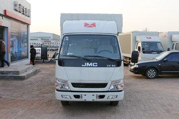 江铃 顺达小卡 116马力 2.755米双排厢式轻卡(JX5044XXYXSCF2)