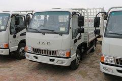 江淮 骏铃E3 95马力 3.85米排半栏板轻卡(HFC1041P93K7C2V) 卡车图片