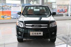 江铃 宝典 2018款 新超值版 豪华型 2.9T柴油 125马力 两驱 加长货箱双排皮卡 卡车图片