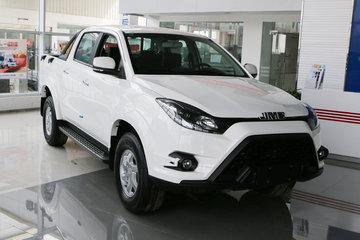 江铃 域虎7 2018款 经典版 豪华型 2.4T柴油 140马力 手动 两驱 双排皮卡
