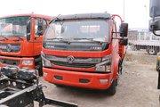 东风 凯普特K8 160马力 4X2 6.2米排半栏板载货车(EQ1140L8BDF)