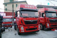 中国重汽 豪曼H5重卡 380马力 6X4牵引车(12挡)(ZZ4258M40EB0) 卡车图片