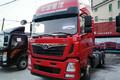 中国重汽 豪曼H5重卡 380马力 6X4牵引车(ZZ4258N40EB0)图片