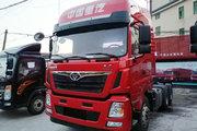 中国重汽 豪曼H5重卡 380马力 6X4牵引车(ZZ4258N40EB0)