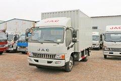 江淮 骏铃E6 重载版 156马力 4.15米单排厢式轻卡(HFC5043XXYP91K2C2V)图片