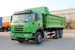 青岛解放 天V重卡 350马力 6X4 5.6米自卸车(CA5250ZLJP2K2L3T1E5A80)图片