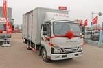 江淮 骏铃V5 120马力 4.15米单排厢式轻卡(HFC5045XXYP92K3C2V)