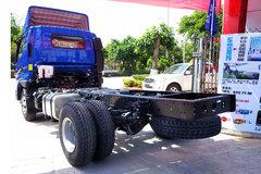江淮 骏铃V6 143马力 4.18米单排轻卡底盘(HFC1041P93K1C2V) 卡车图片