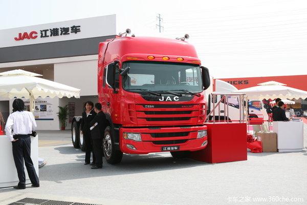 江淮 格尔发K3系列重卡 336马力 6X4 牵引车