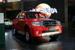 中兴 威虎F1 基本版 2011款 四驱 2.4L汽油 双排皮卡 卡车图片