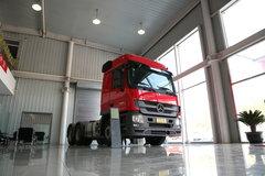 奔驰 Actros重卡 410马力 6X2R牵引车(型号2641)
