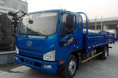 解放 J6F 150马力 5.4米排半栏板轻卡(CA1120P40K2L4E5A84) 卡车图片