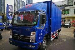 凯马 凯捷M3 98马力 4.2米单排厢式轻卡(KMC5042XXYA33D5) 卡车图片
