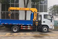 湖北程力 102马力 4X2 3.44米随车吊(跃进X500底盘)(CLW5043JSQN5) 卡车图片