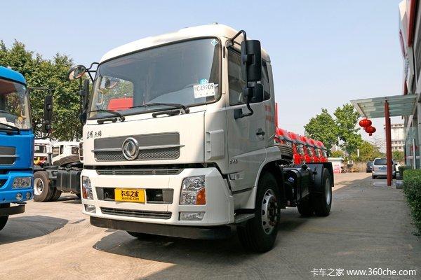 东风商用车 天锦中卡 245马力 4X2港口牵引车(速比3.909)