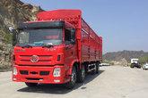 三环十通 昊龙 270马力 8X2 9.6米仓栅式载货车(STQ5311CCYA5)