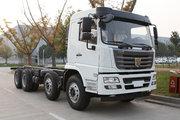 联合卡车 E300重卡 300马力 8X4 9.6米仓栅式载货车(QCC5312CCYD656M)