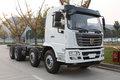 联合卡车 E300重卡 300马力 8X4 9.6米仓栅式载货车
