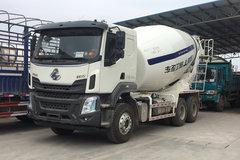 东风柳汽 乘龙H5 350马力 6X4 混凝土搅拌车(LZ5250GJBH5DB)