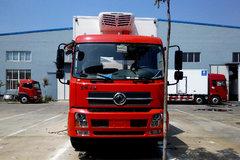 东风商用车 天锦 245马力 6X2 7.7米冷藏车(冰凌方)